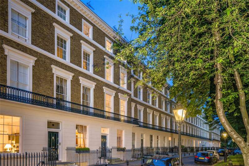 5 Bedrooms Terraced House for sale in Regents Park Terrace, London, NW1