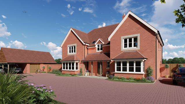4 Bedrooms House for sale in Wimborne St Giles