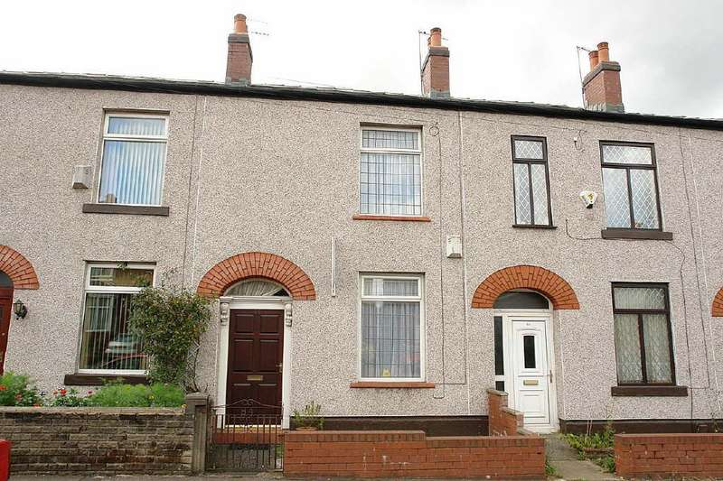 1 Bedroom Terraced House for sale in Charlotte Street, Rochdale, OL16