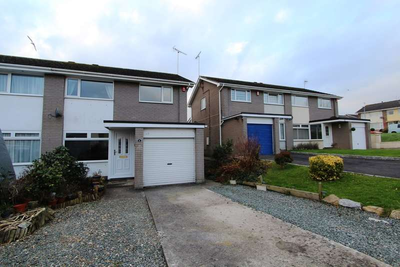 3 Bedrooms Semi Detached House for sale in Maple Avenue, Torpoint