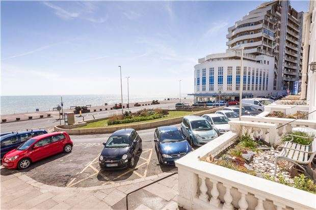 Flat for sale in Marine Court, ST LEONARDS-ON-SEA, East Sussex, TN38 0DZ