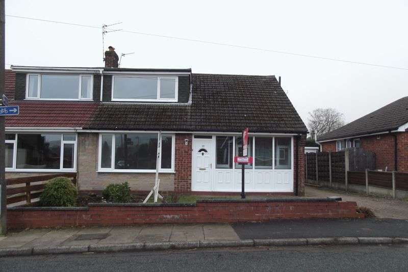 3 Bedrooms Bungalow for sale in REDUCED!!! Vernon Road, Bury