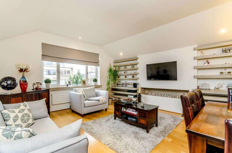 1 Bedroom Flat for sale in Lansdowne Road, Wimbledon, SW20