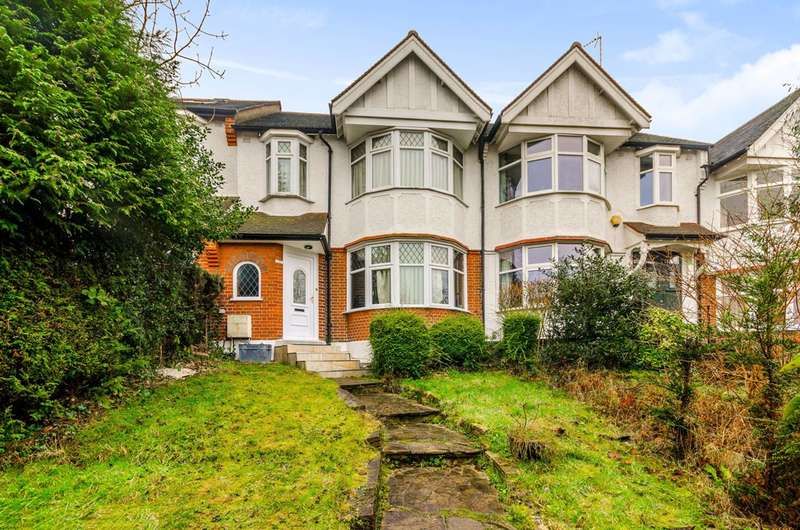 4 Bedrooms Terraced House for sale in Alexandra Park Road, Alexandra Park, N22