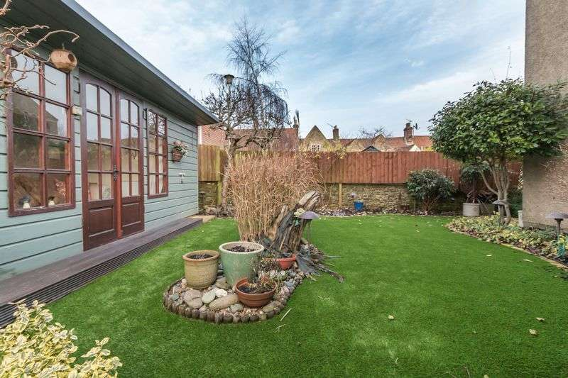 3 Bedrooms Semi Detached House for sale in York Street, Frome