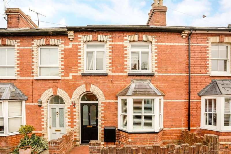 3 Bedrooms Terraced House for sale in Albert Road, Henley-on-Thames, Oxfordshire, RG9
