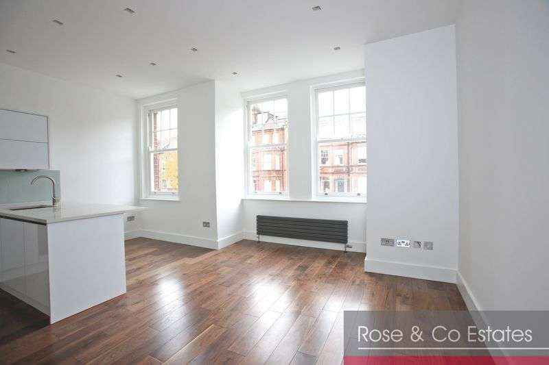 2 Bedrooms Flat for sale in Goldhurst Terrace, South Hampstead London