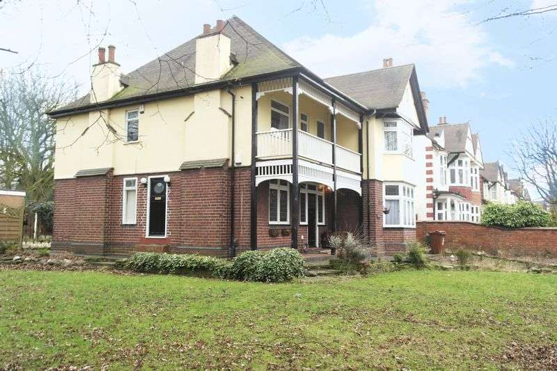 2 Bedrooms Flat for sale in Lichfield Road, Walsall