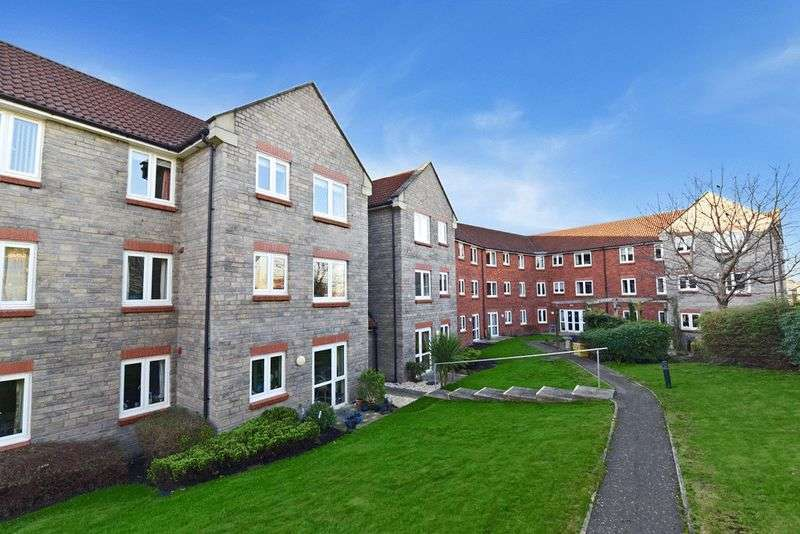 1 Bedroom Retirement Property for sale in Bluestone Court, Street, BA16 0NF