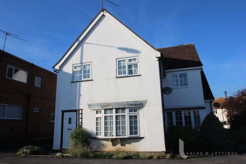2 Bedrooms Terraced House for sale in Priory Square, Studley,