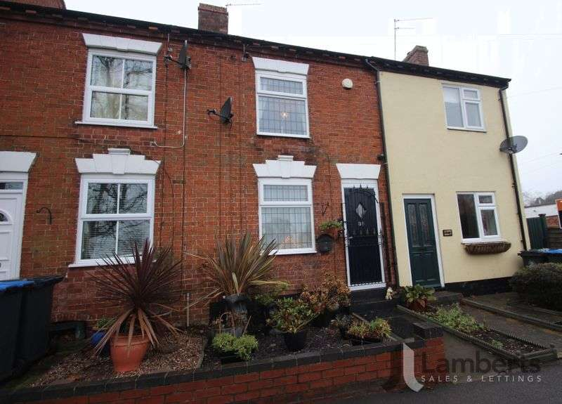 2 Bedrooms Terraced House for sale in Alcester Road, Studley
