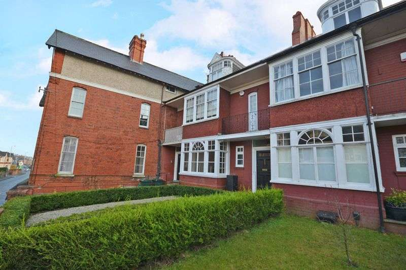 5 Bedrooms Terraced House for sale in Stunning Period Town House, Stow Hill, Newport