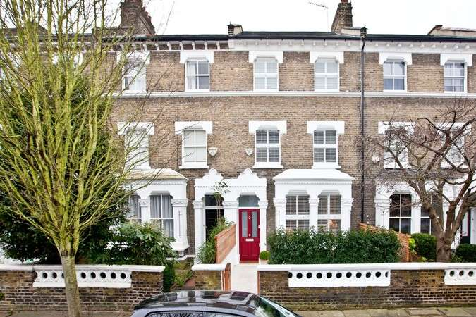 4 Bedrooms Terraced House for sale in Eyot Gardens, Hammersmith