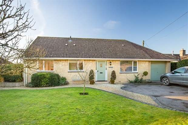 3 Bedrooms Detached Bungalow for sale in Lower Ansford, Castle Cary