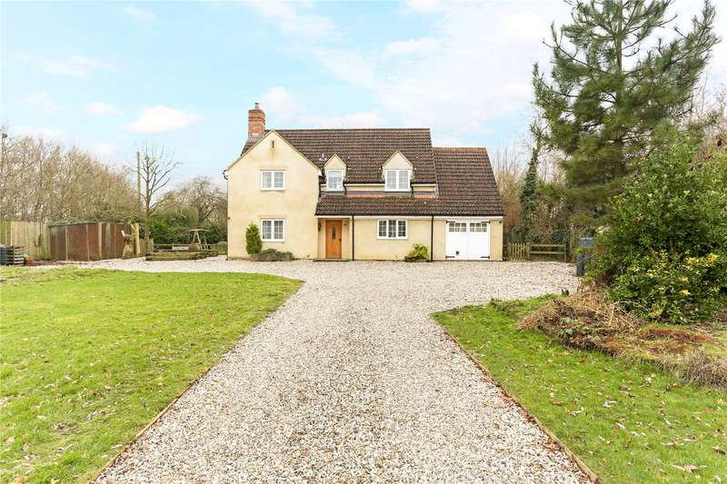 4 Bedrooms Detached House for sale in Rixon Gate, Ashton Keynes, Wiltshire, SN6
