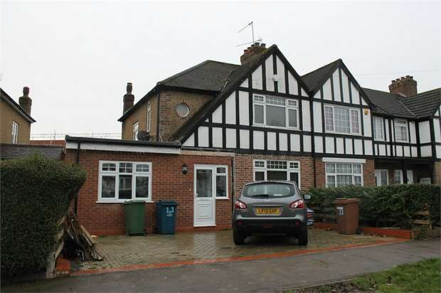 4 Bedrooms End Of Terrace House for sale in College Hill Road, HARROW, Middlesex