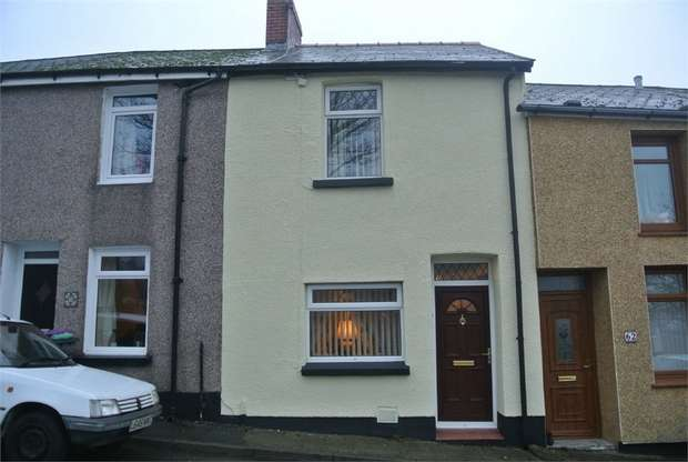 2 Bedrooms Terraced House for sale in Lower Hill Street, Blaenavon, PONTYPOOL