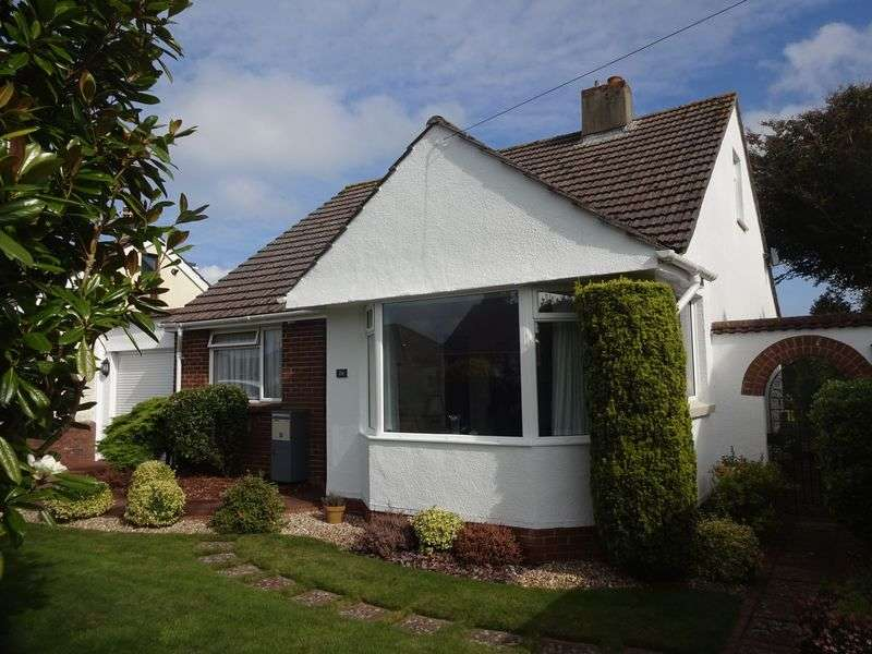 3 Bedrooms Detached Bungalow for sale in Sandringham Drive, Paignton