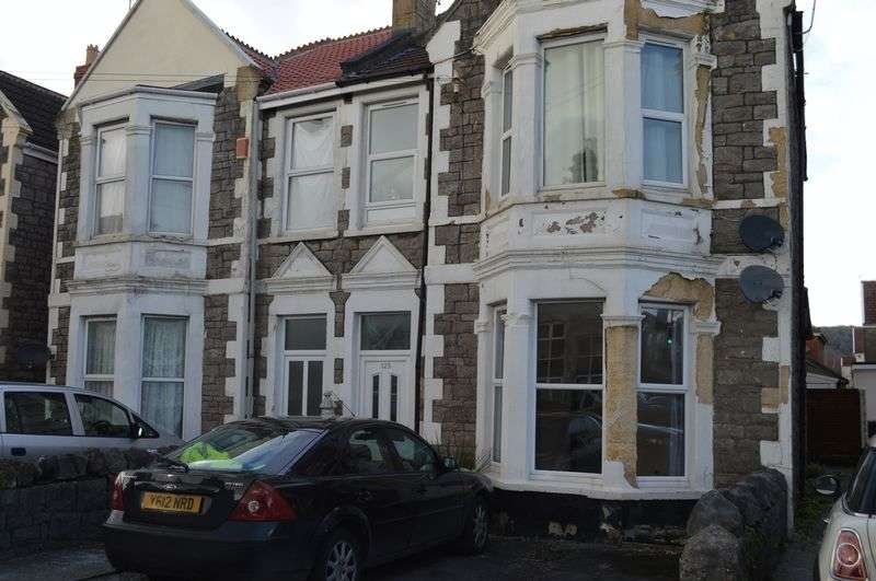 1 Bedroom Flat for sale in Locking Road, Weston-Super-Mare