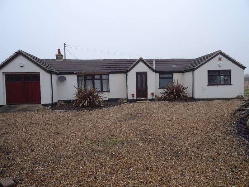 3 Bedrooms Detached Bungalow for sale in NEWPORT ROAD, HARDMEAD