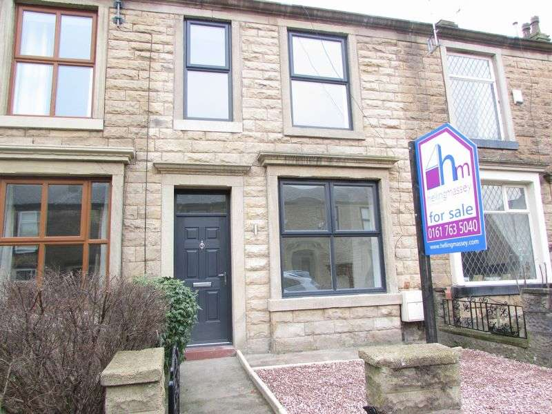 3 Bedrooms Terraced House for sale in Bury Road, Tottington