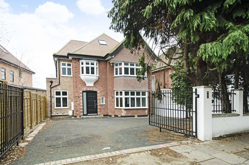 6 Bedrooms Detached House for sale in Tenterden Grove, Hendon, NW4