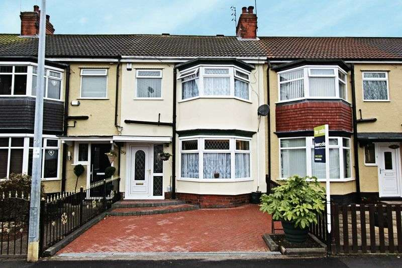4 Bedrooms Terraced House for sale in Etherington Road, Hull