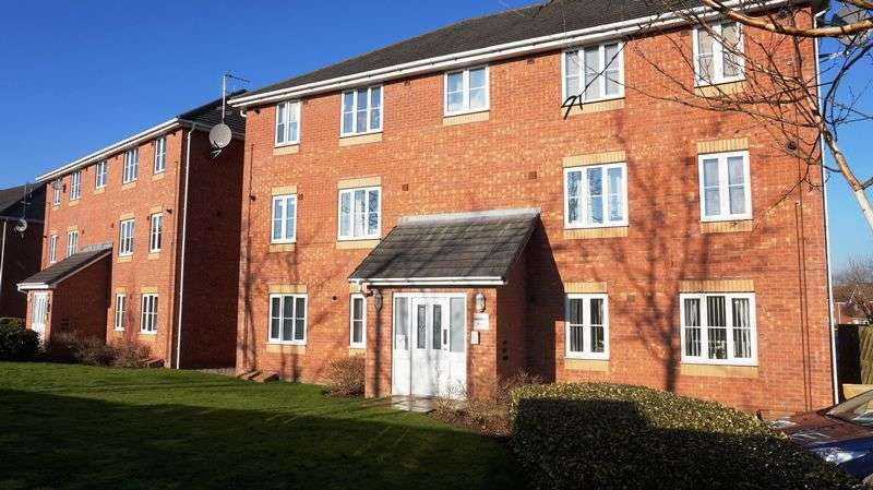 2 Bedrooms Flat for sale in Westminster Place, Birmingham