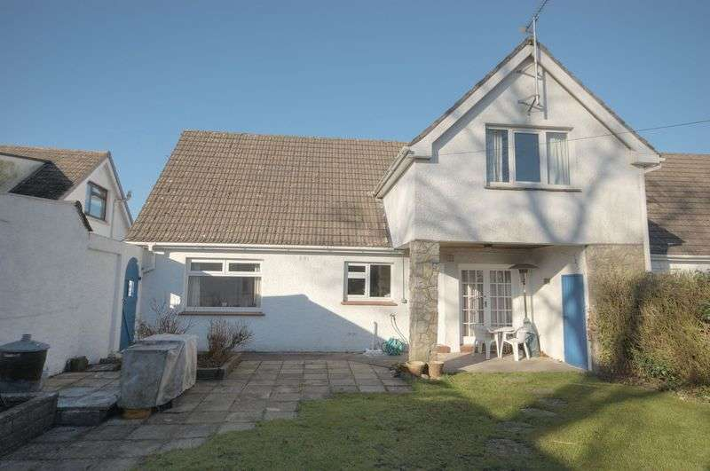 4 Bedrooms Semi Detached House for sale in Crud Yr Awel, Treoes, Vale of Glamorgan, CF35 5DH