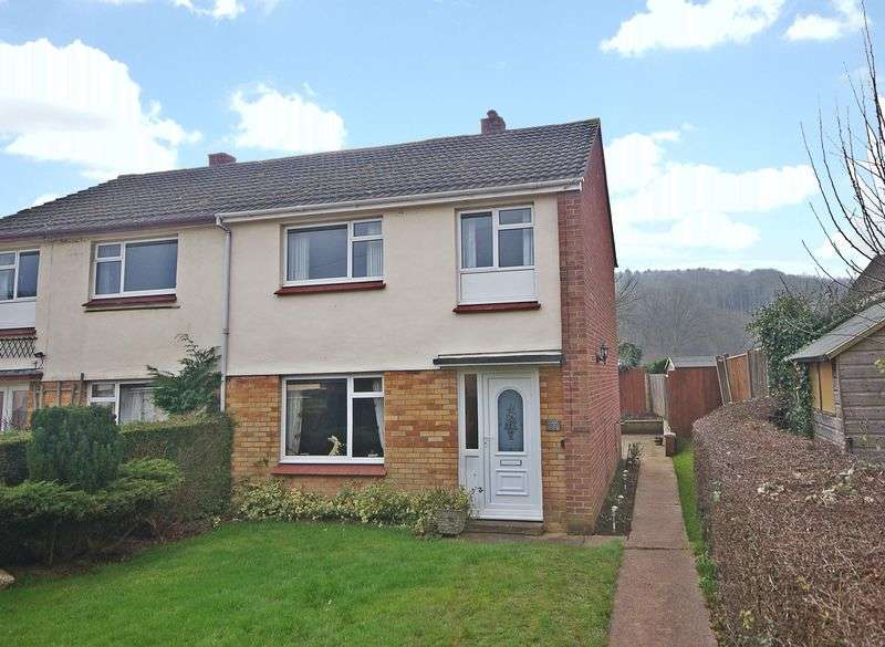 3 Bedrooms Semi Detached House for sale in Elmdale, Hereford