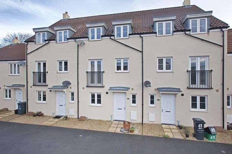 4 Bedrooms Terraced House for sale in NORTON FITZWARREN