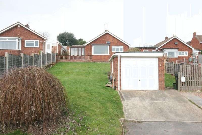 4 Bedrooms Detached Bungalow for sale in Shepherds Close, Wembdon, Bridgwater