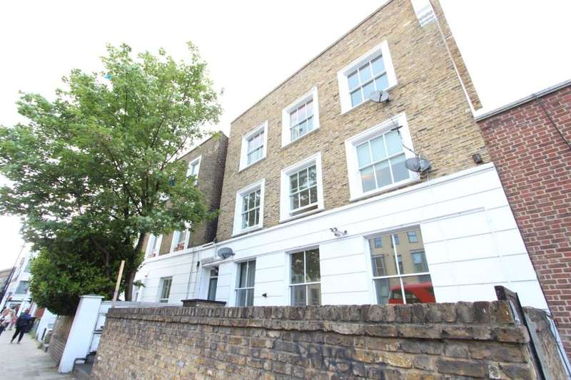 2 Bedrooms Flat for sale in East Canonbury, N1