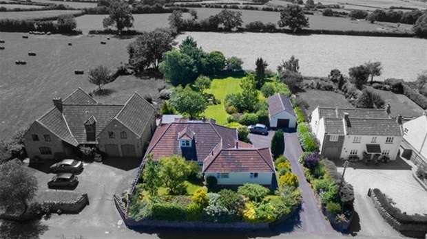 5 Bedrooms Detached Bungalow for sale in Millway, Rodney Stoke, Cheddar