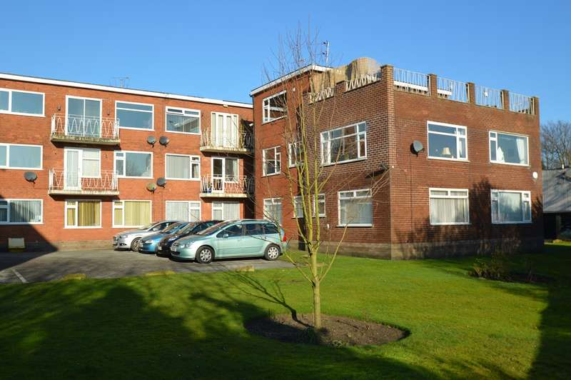 1 Bedroom Ground Flat for sale in Dovehouse Close, Whitefield, Manchester, M45