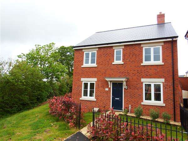 4 Bedrooms Detached House for sale in Carnac Drive, Dawlish