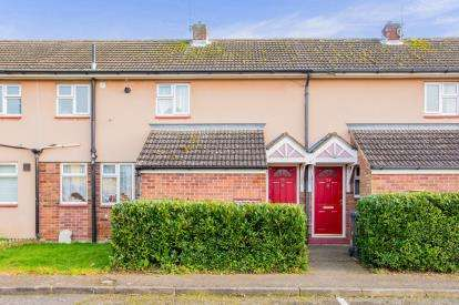 2 Bedrooms Terraced House for sale in Belle Isle Crescent, Brampton, Huntingdon, Cambs