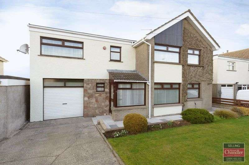 5 Bedrooms Detached House for sale in 11 Glennor Crescent, Carryduff, BT8 8HW