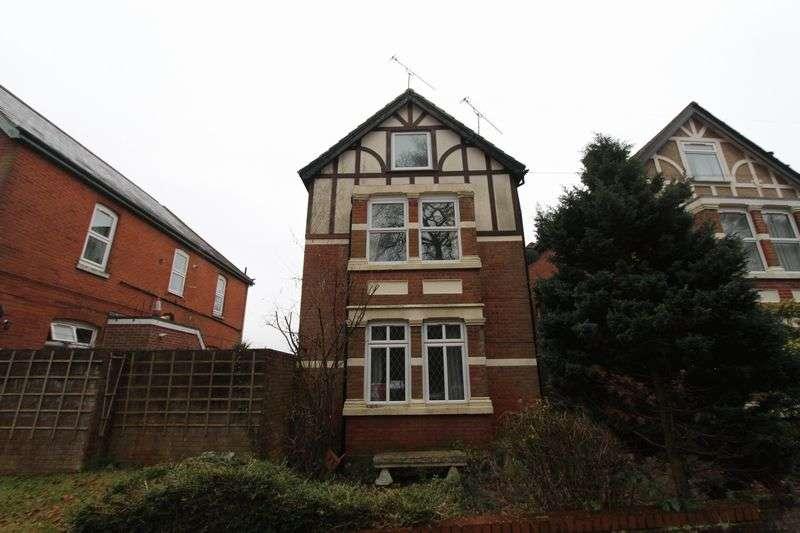 1 Bedroom Flat for sale in Highfield
