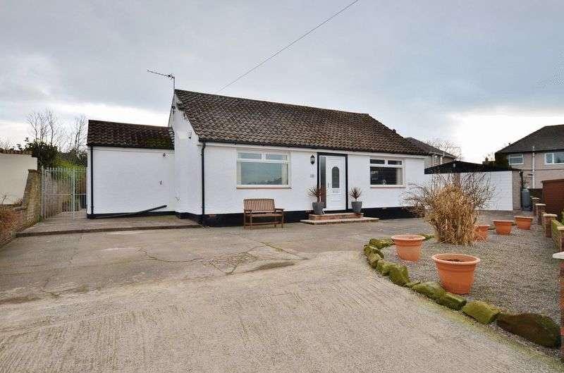 4 Bedrooms Detached Bungalow for sale in Crooklands, High Harrington