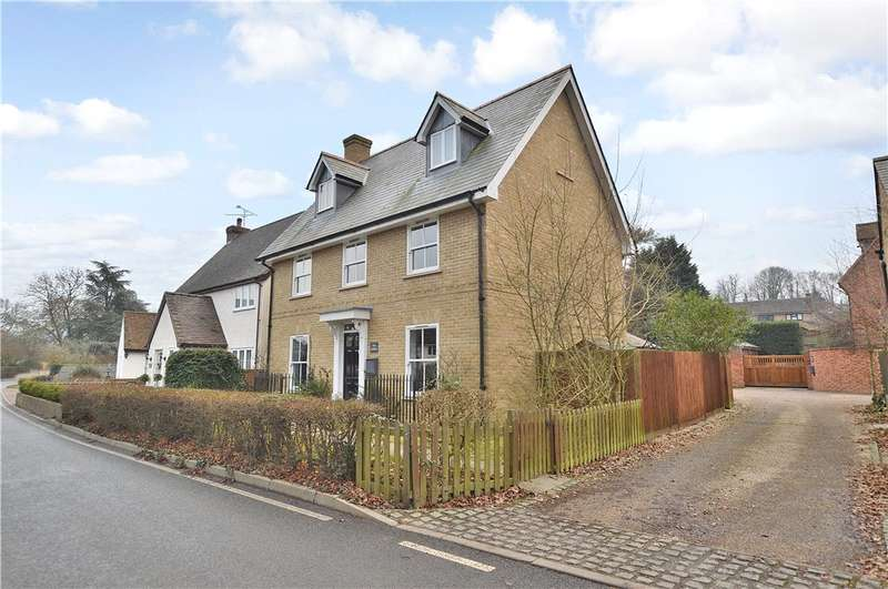 6 Bedrooms Detached House for sale in Manuden