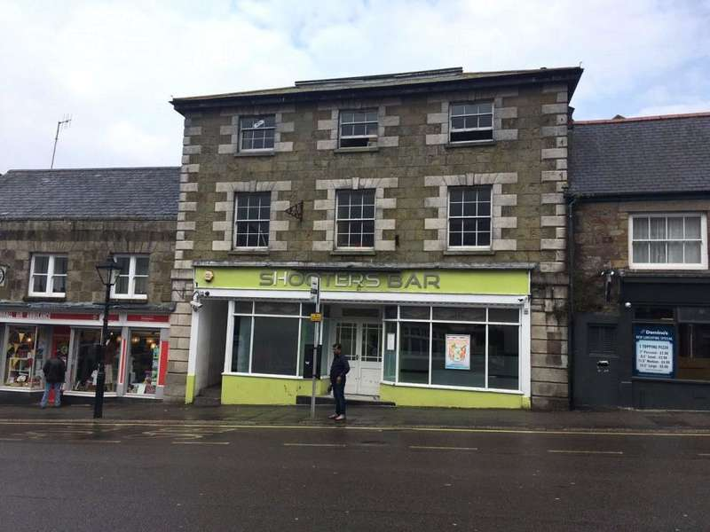 Commercial Property for sale in Coinagehall Street, Helston, Cornwall