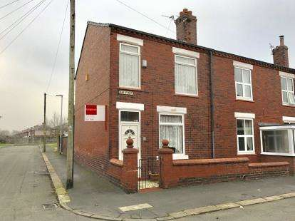 2 Bedrooms End Of Terrace House for sale in Elm Street, Leigh, Greater Manchester