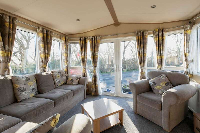 3 Bedrooms Caravan Mobile Home for sale in New Romney, Kent