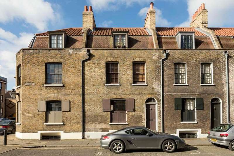 4 Bedrooms House for sale in Turner Street, Whitechapel, E1