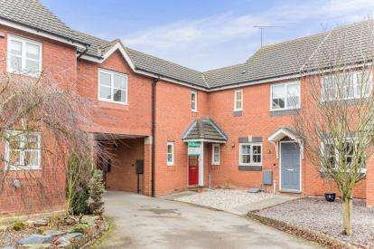 2 Bedrooms Terraced House for sale in Plantagenet Park, Heathcote, Warwick