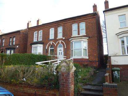 4 Bedrooms Semi Detached House for sale in Rowley Street, Walsall, West Midlands