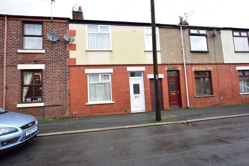 2 Bedrooms Terraced House for sale in Swarbrick Street, Kirkham