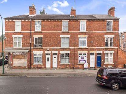 3 Bedrooms Terraced House for sale in Radford Boulevard, Radford, Nottingham, Nottinghamshire