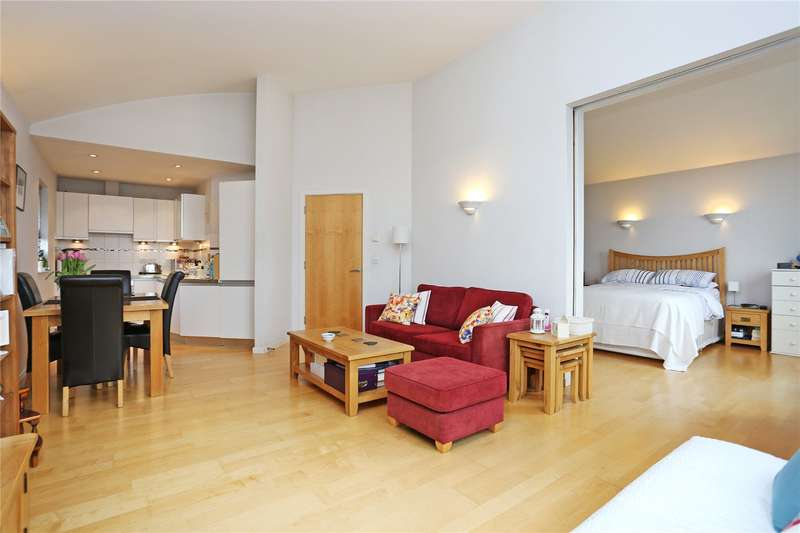 1 Bedroom Flat for sale in The Hub, Harberson Road, Balham, London, SW12
